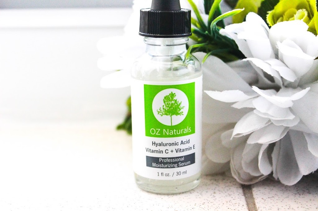 Oz Naturals Moisturizing Serum | Review