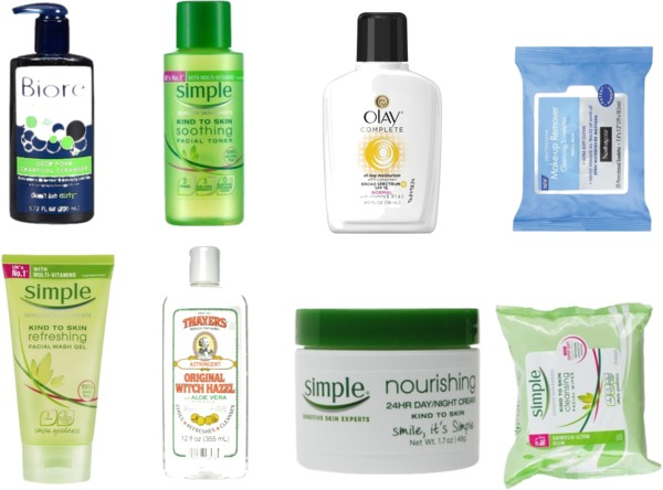 Budget Skin Care Recommendation