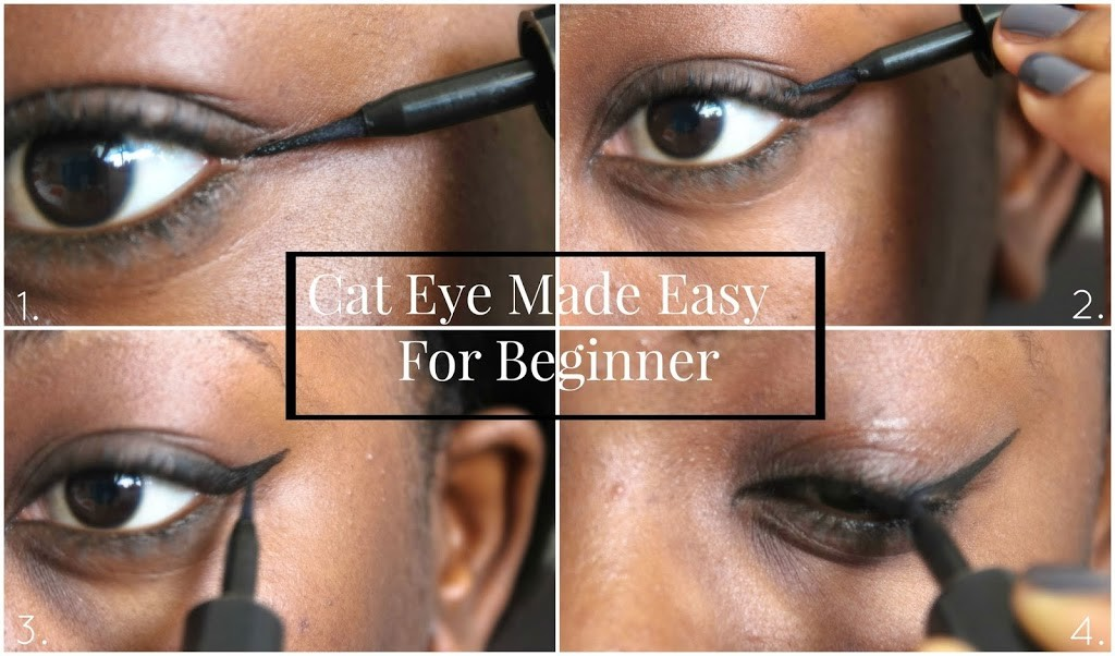 Cat Eye Eyeliner | For Beginners