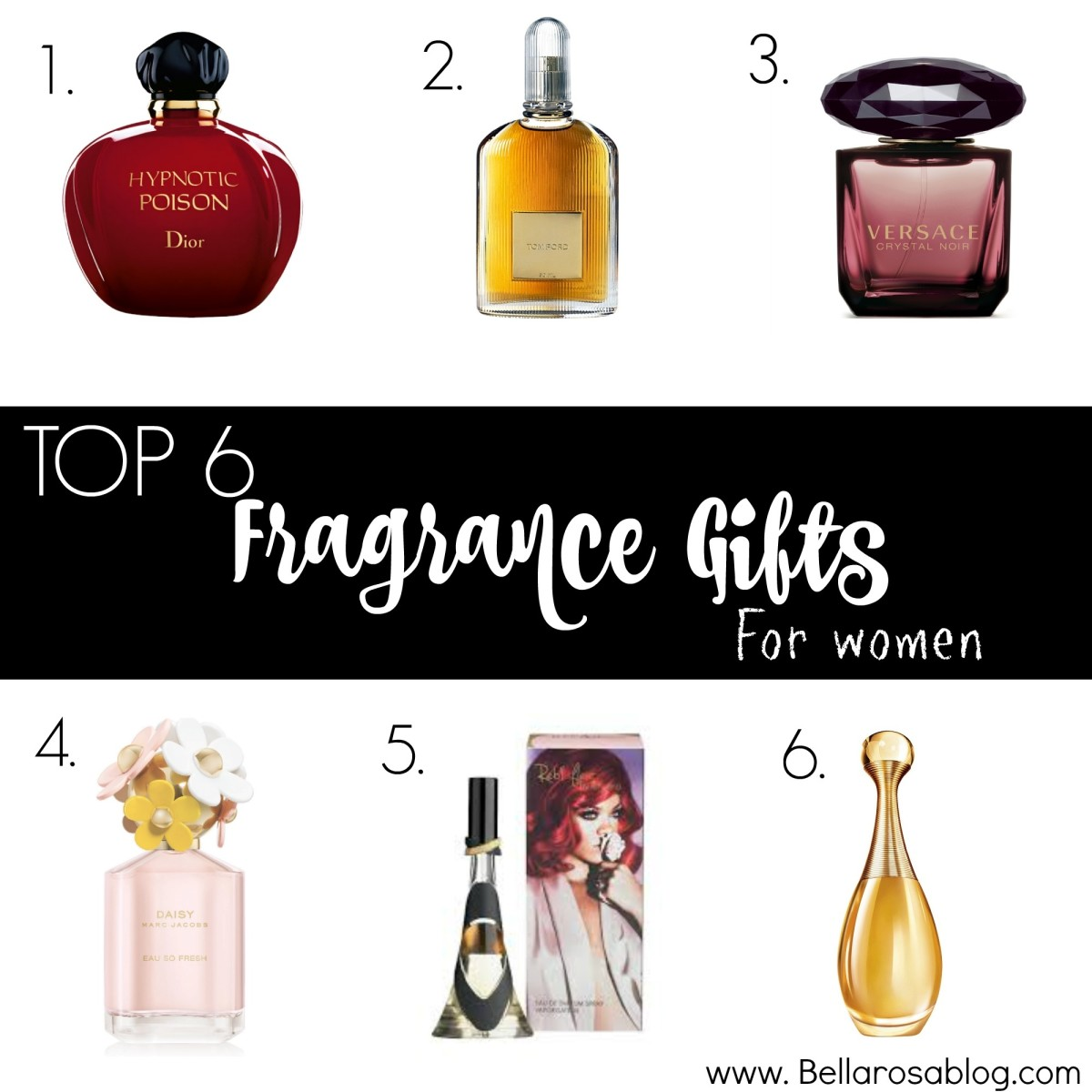Top Fragrance Gifts | For Women