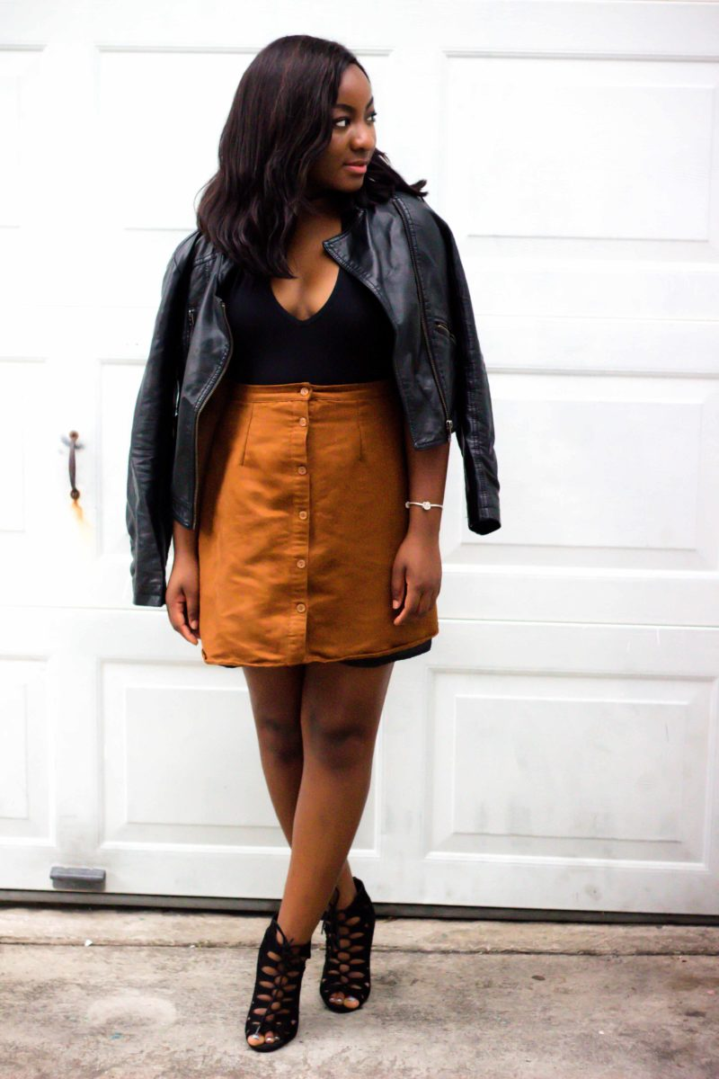 1 Skirt- 3 Ways | Minimalism