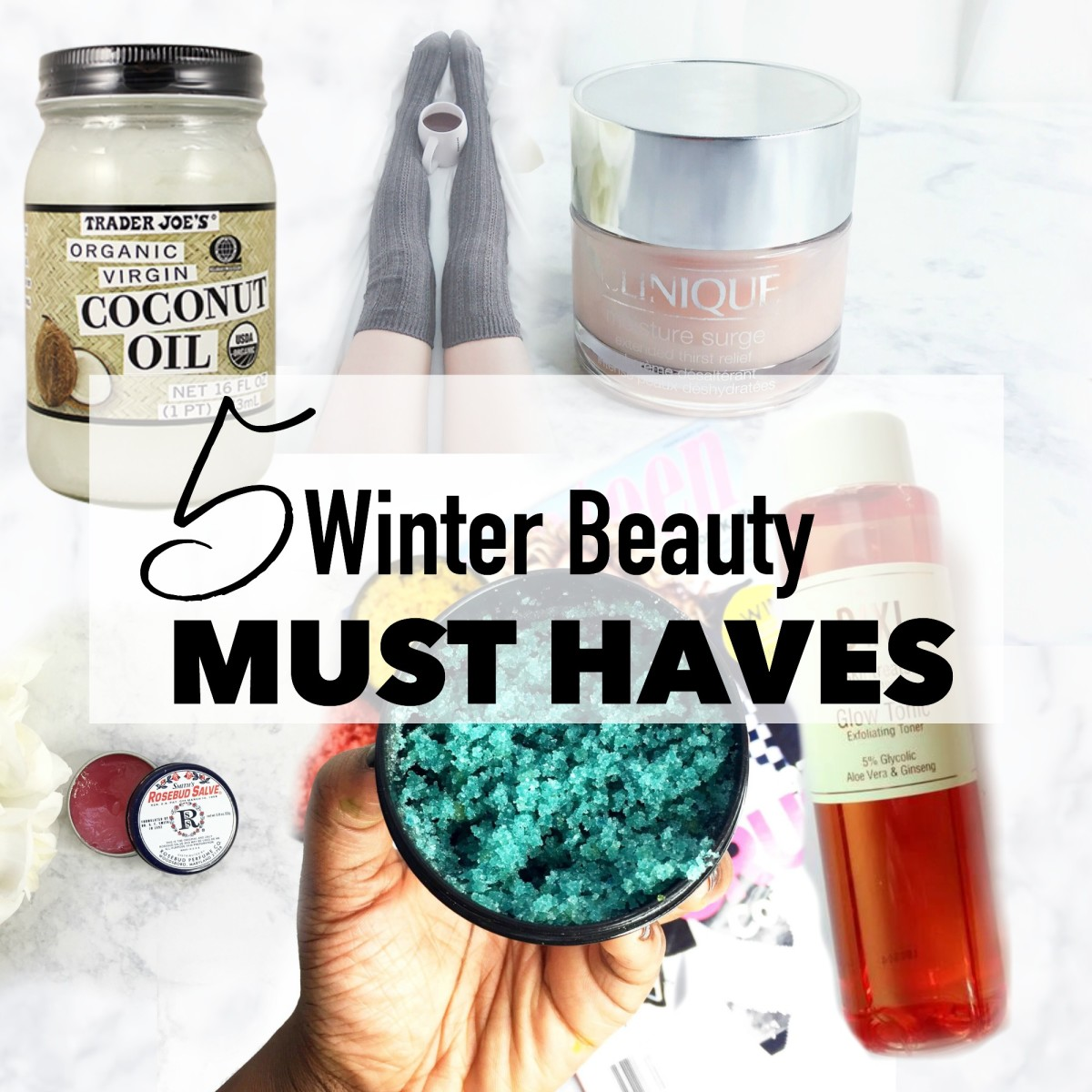 5Beauty Winter Must Haves