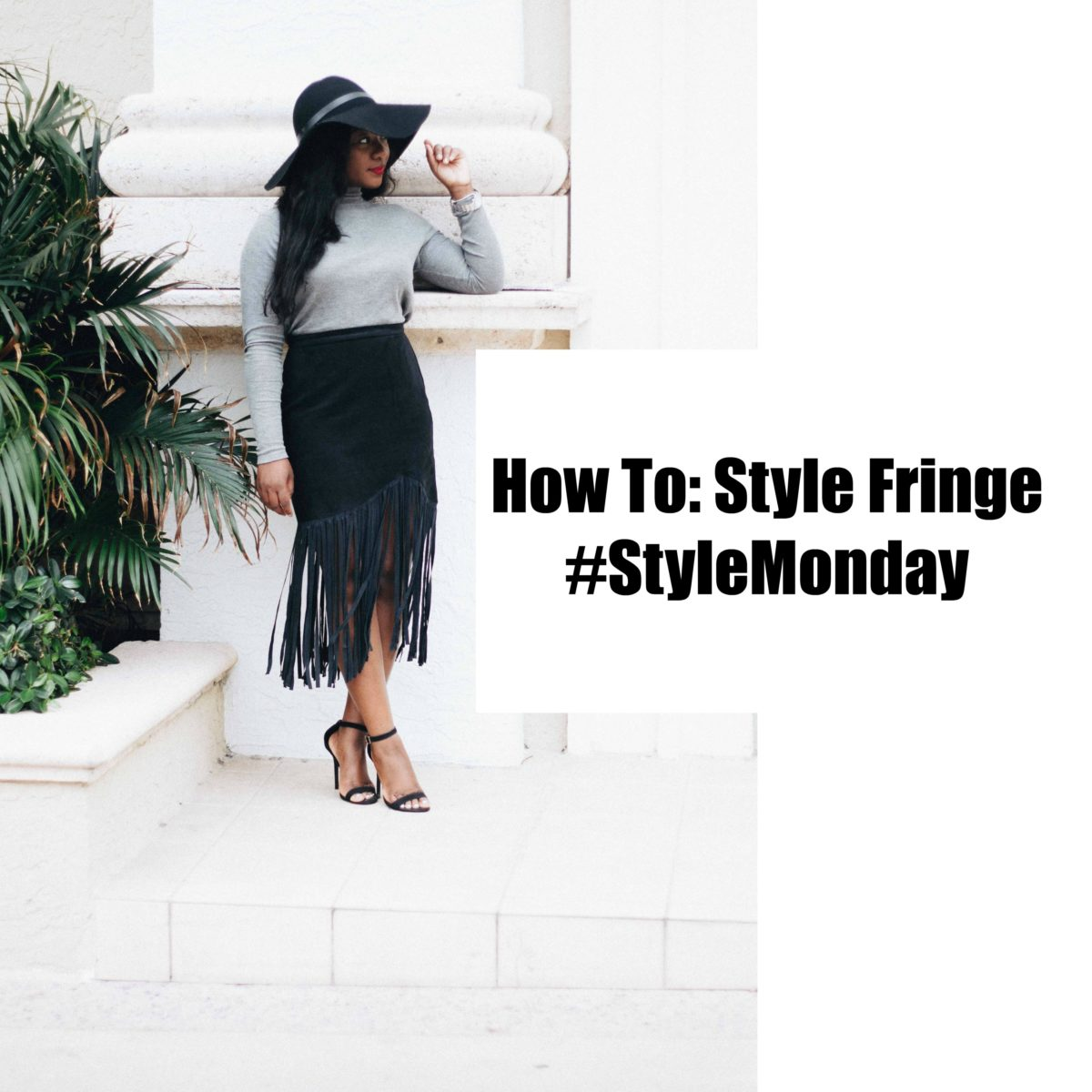How To: Style Fringe